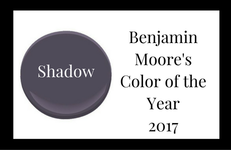 Benjamin moore 39 s color of the year 2017 laura brzegowy for Sherwin williams color of the month october 2017